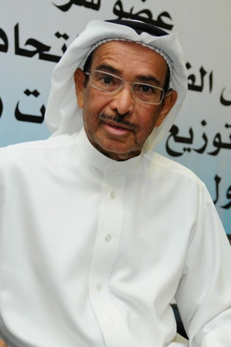 وفاة الشيخ ابراهيم بن عبدالله الرئيس الفخري لاتحاد العاب القوى
