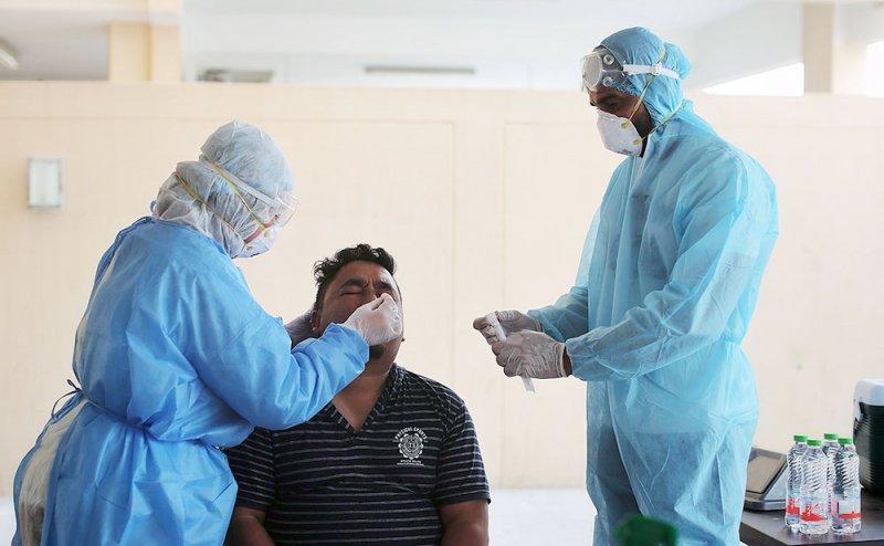 الصحة ترصد 361 إصابة جديدة بكورونا.. وتعافي 420 حالة