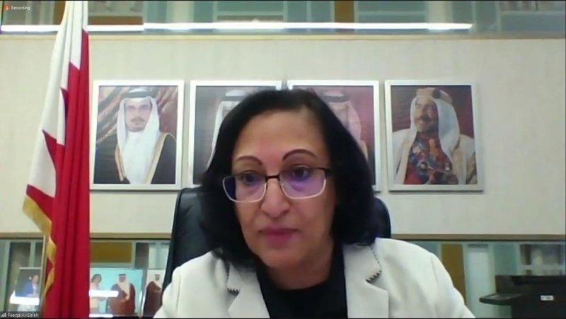 وزيرة الصحة: أقر أمس هيكل الوزارة وأصبح لدينا قطاع للصحة النفسية