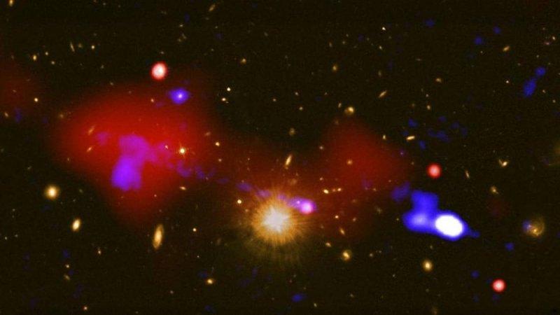 دراسة تكشف معلومات مثيرة عن أكبر ثقب أسود بمجرتنا
