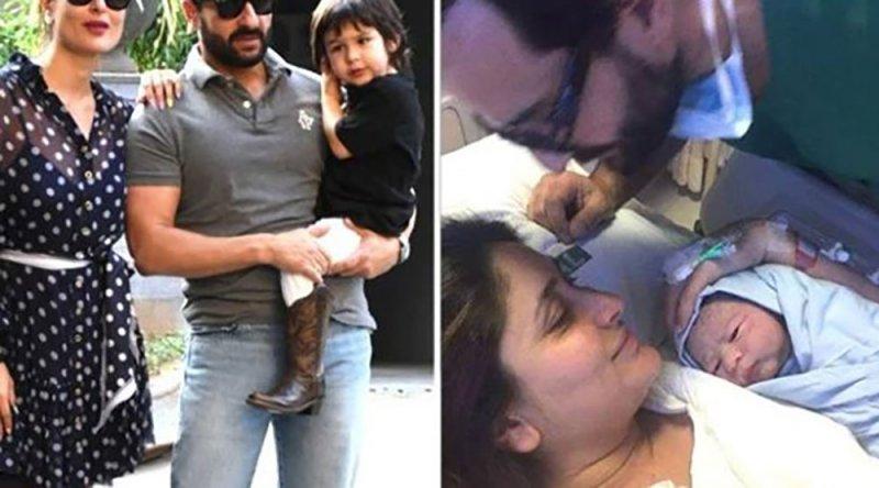 كارينا كابور تضع طفلها الثاني