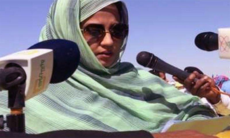 زوجة الرئيس الموريتاني تدعو إلى تمكين أفضل للمرأة العربية