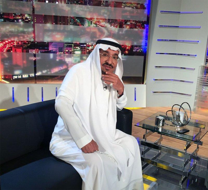 جديد عبدالله السدحان في التلفزيون