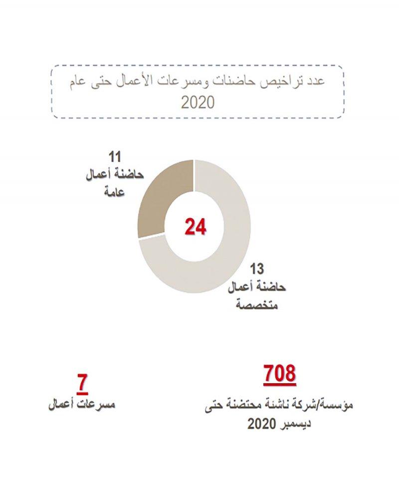 """1072 مؤسسة مصنفة رسميًا ضمن """"الصغيرة والمتوسطة"""""""