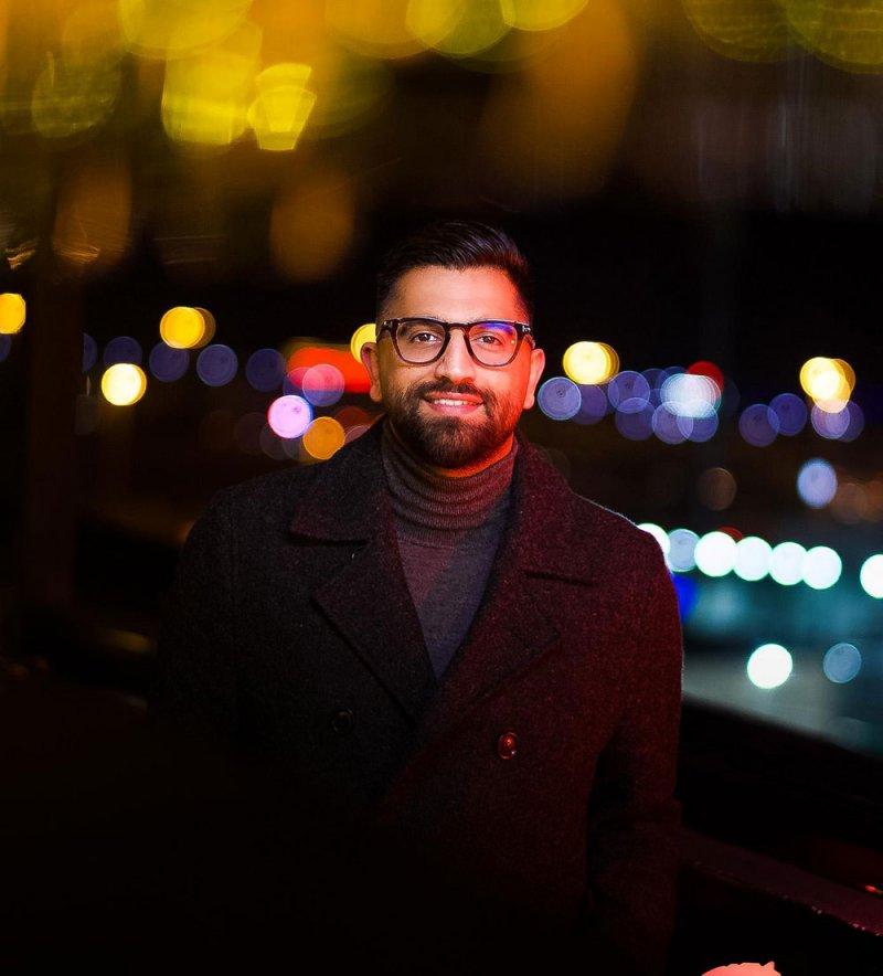 """علي نجم: """"لم أعتزل العمل الإذاعي أبدًا وتستفزني الفكرة الجديدة"""""""
