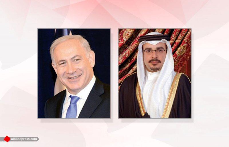 اتصال هاتفي بين سمو ولي العهد رئيس مجلس الوزراء ورئيس وزراء دولة إسرائيل