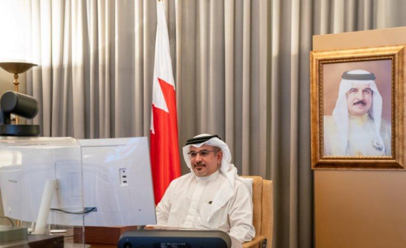 """سمو ولي العهد رئيس مجلس الوزراء: البحرين سجلت قصص نجاح في التصدي لفيروس """"كورونا"""" أبطالها الكوادر الوطنية"""