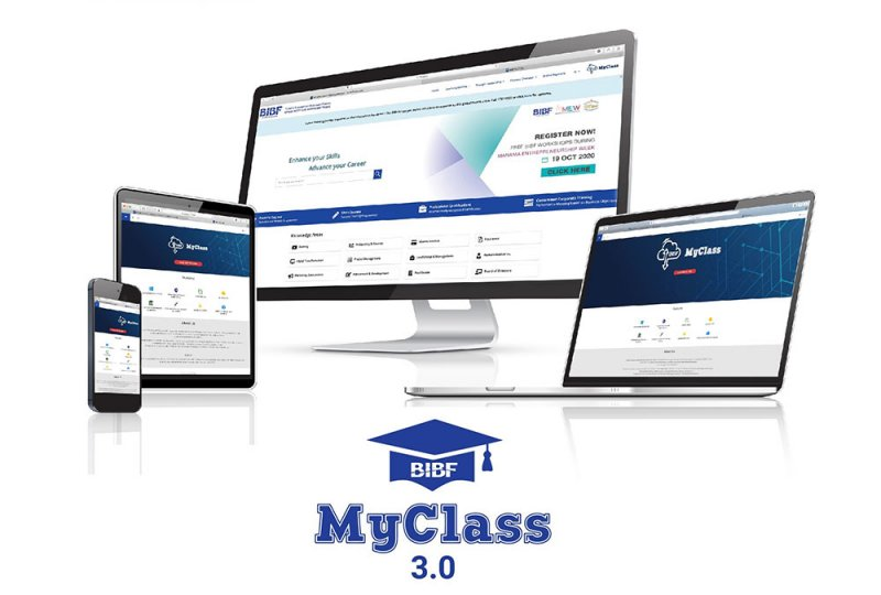 «BIBF» يحصد جائزتين مرموقتين لمنصته المطورة للتعليم الإلكتروني «MyClass»