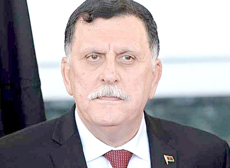 السراج يمنع وزراءه التواصل مع القيادة السياسية الجديدة