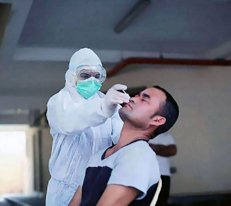 الصحة ترصد 588 إصابة جديدة بكورونا.. وتعافي 630 حالة