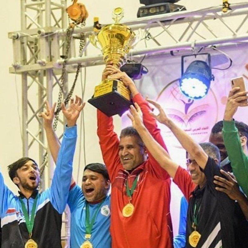 بورويس: المدرب البحريني مهضوم