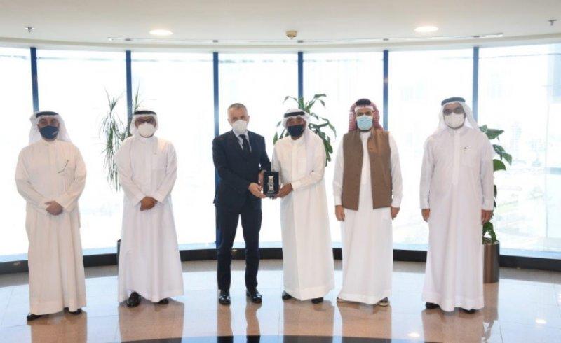غرفة البحرين تبحث آليات تنمية العلاقات الاقتصادية البحرينية البلغارية المشتركة