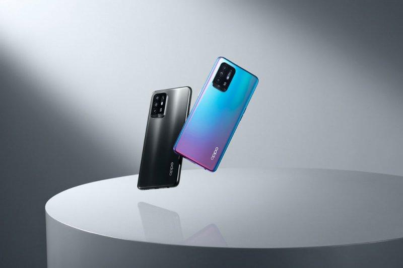 أوبو تُطلق هاتف رينو5 Z 5G المخصّص لجيل الشّباب