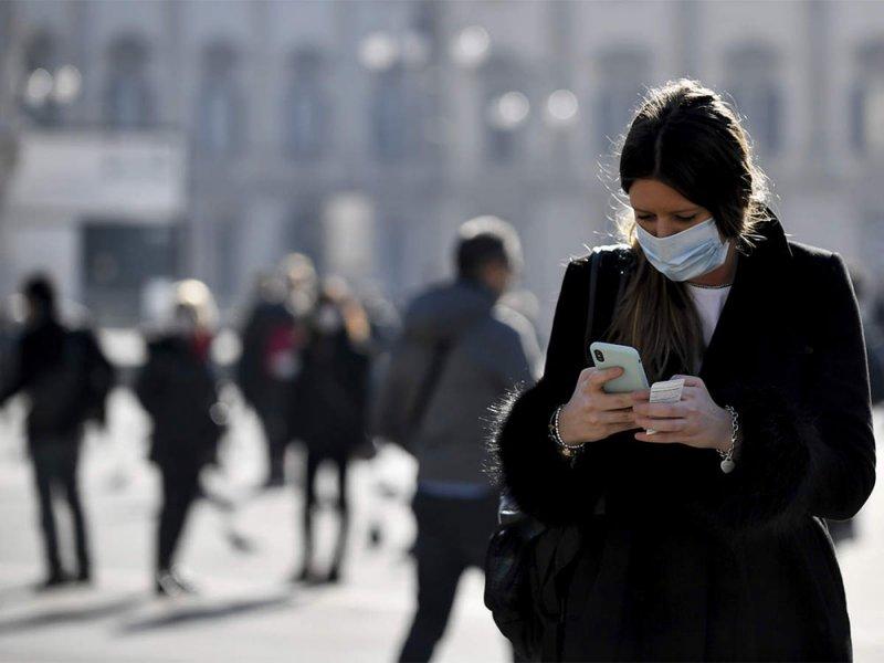 ارتداء قناع مزدوج يقلل من انتشار فيروس كورونا بنسبة 96.5%