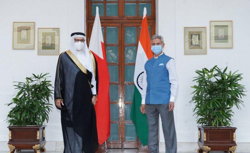 انعقاد الاجتماع الوزاري الثالث للجنة العليا المشتركة بين مملكة البحرين وجمهورية الهند