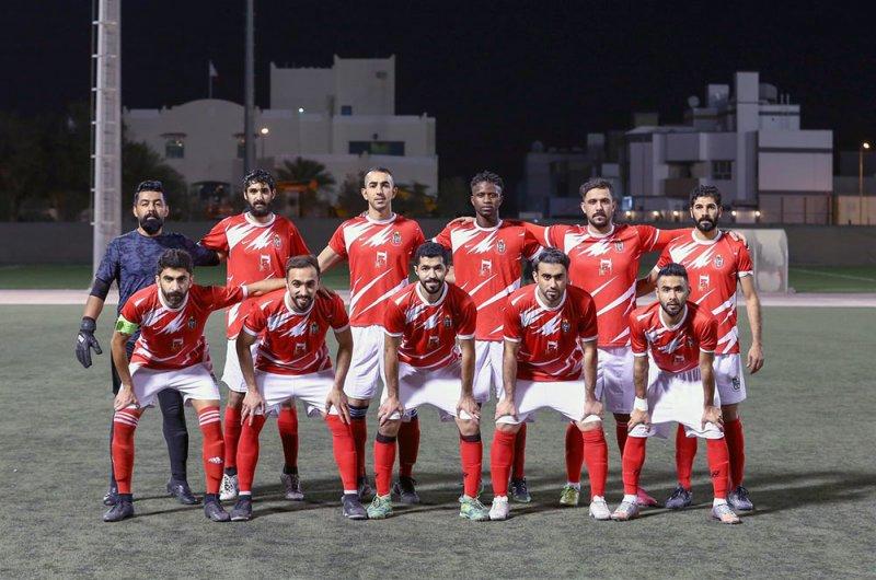 نادي سار بطل النسخة الأولى لدوري الهواة