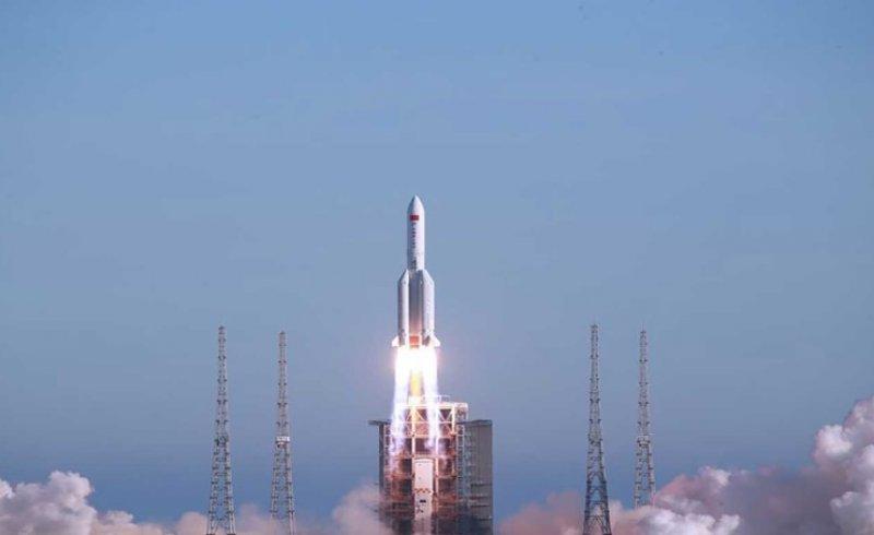 الصين تبدأ تشييد خامس موقع لإطلاق الصواريخ