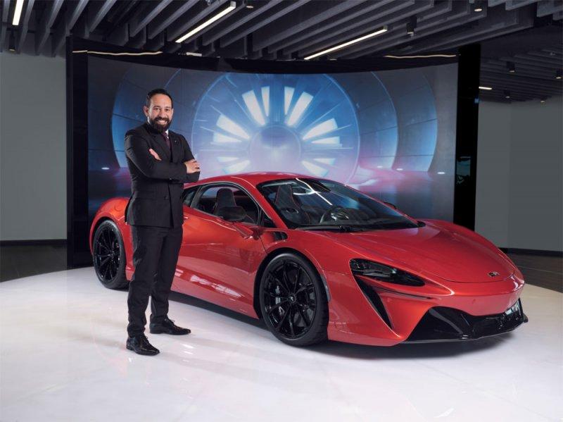 McLaren Automotive تعين محمد فوزي في منصب المدير التنفيذي في الشرق الأوسط وأفريقيا