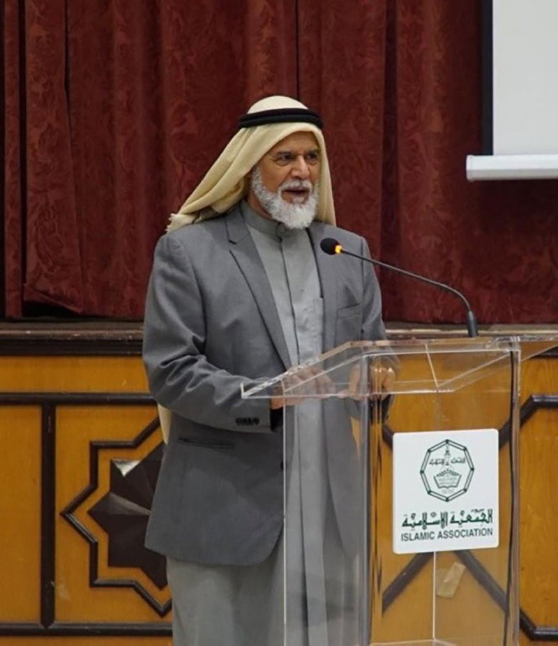 آل محمود: التوجيهات الملكية لبَّ تطلعات المصلين باقتصار الصلاة في المساجد على المطعمين وعلى الجميع المبادرة بالتطعيم