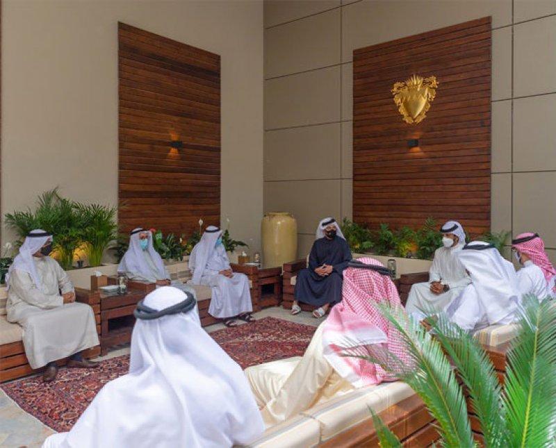 خالد بن حمد: جلالة الملك منح الرياضة البحرينية أولوية التطوير الإداري والفني