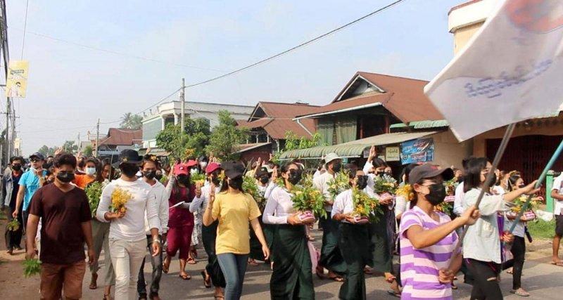 ميانمار.. معارضو الانقلاب يشكلون حكومة وحدة وطنية
