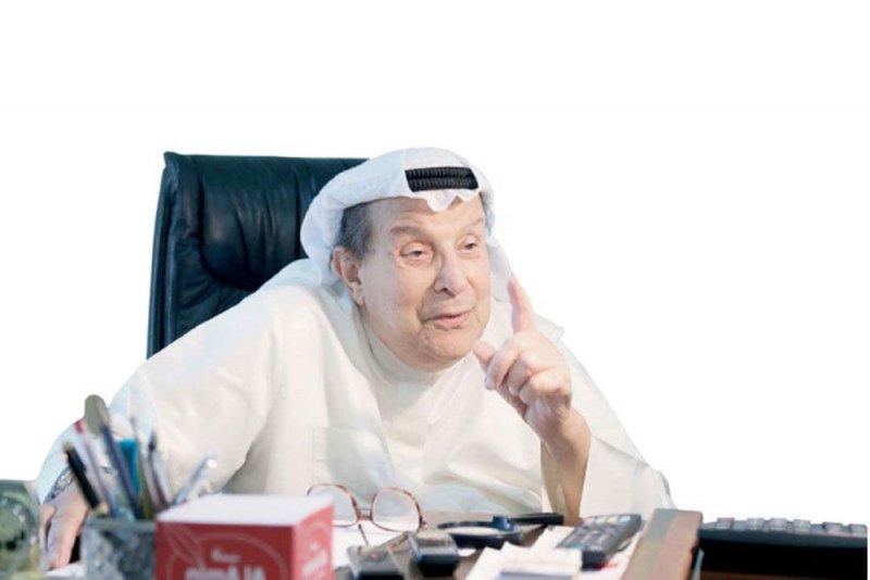 بالصور: الذكرى الثانية لوفاة الأمين أبرز مؤسسي الشركات الغذائية بالبحرين