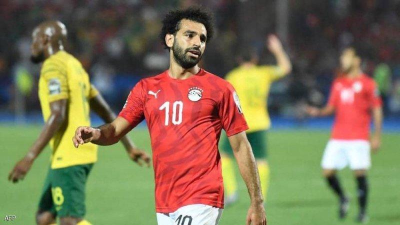 رسميا.. محمد صلاح قائد منتخب مصر الجديد