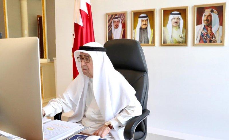 سمو الشيخ محمد بن مبارك آل خليفة يترأس اجتماع المجلس الأعلى لتطوير التعليم والتدريب