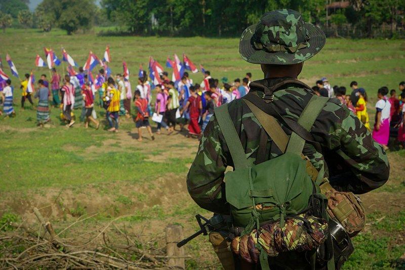 الأمم المتحدة: الانقلاب والجائحة يدفعان نصف سكان ميانمار نحو الفقر