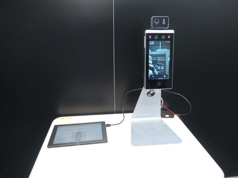 نيسان تسمح بالاستخدام المجاني لتكنولوجيا درجة حرارة الجسم