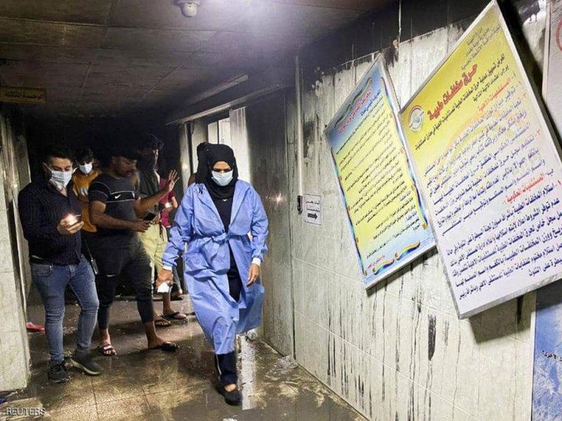 """العراق.. كارثة """"ابن الخطيب"""" تدفع وزير الصحة للاستقالة"""
