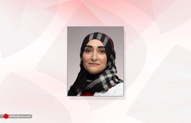جميلة السلمان استشارية الأمراض المعدية والأمراض الباطنية تحصد جائزة التميز للمرأة العربية في مجال الطب