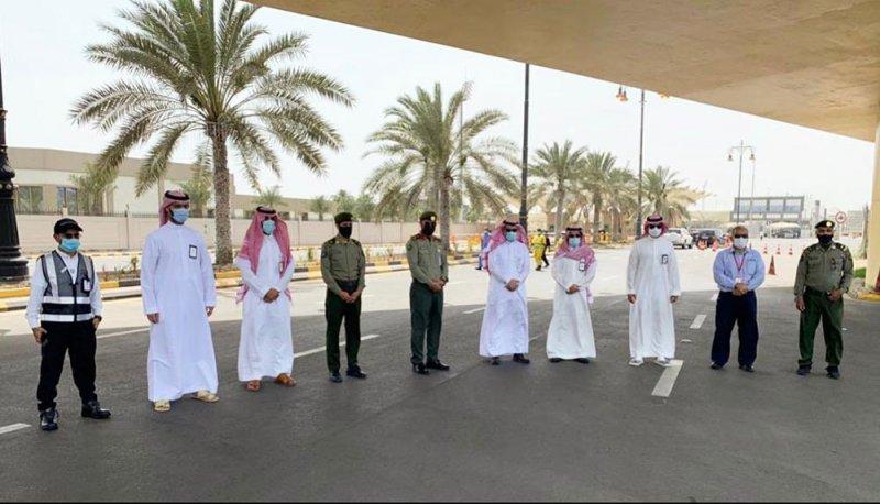 جسر الملك فهد: تخصيص المسارات جهة اليسار للسعوديين