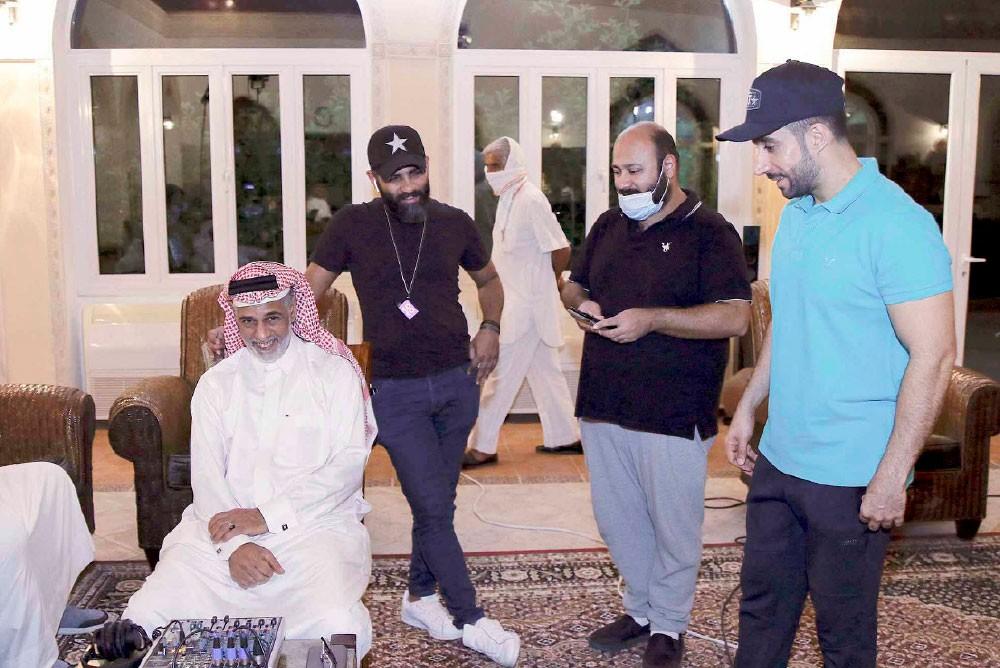 فريق تلفزيون البحرين