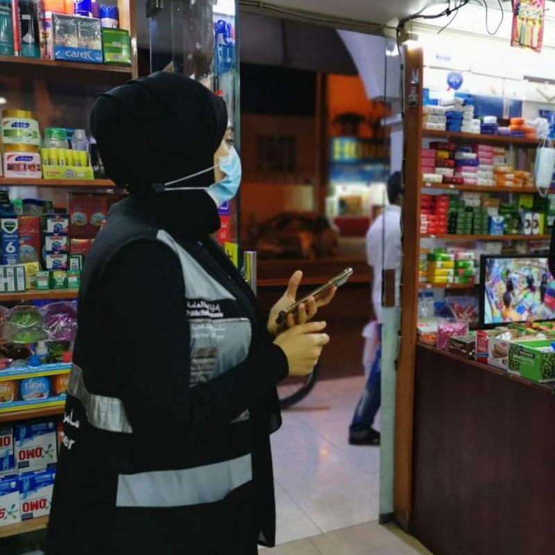 الصحة: حملات تفتيشية شملت 210 مطعمًا ومقهى ومخالفة 28 منها