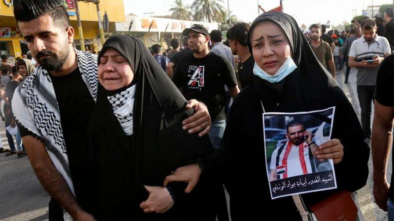شقيق ناشط عراقي: ضغوط سياسية وراء إطلاق قاسم مصلح