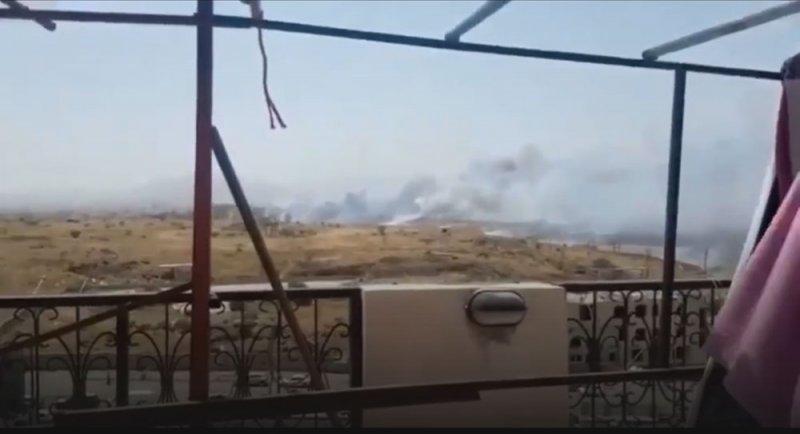 """انفجارات متتالية في صنعاء.. والتحالف """"لم ننفذ ضربات"""""""