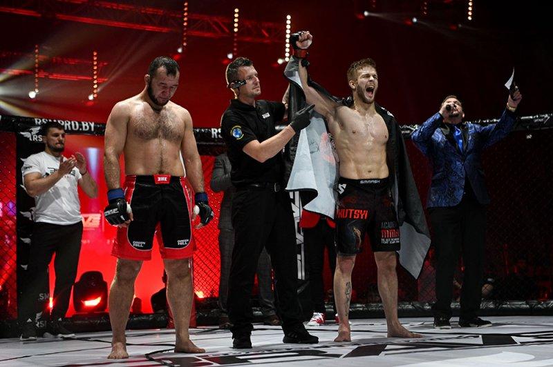 بطولة BRAVE CF الأولى في بيلاروسيا تشكّل معلماً هامّاً في تاريخ فنون القتال المُختلطة