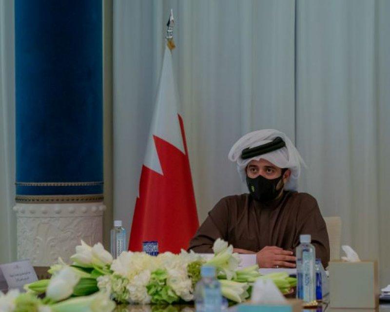 خالد بن حمد يترأس الاجتماع الأول للهيئة العامة للرياضة