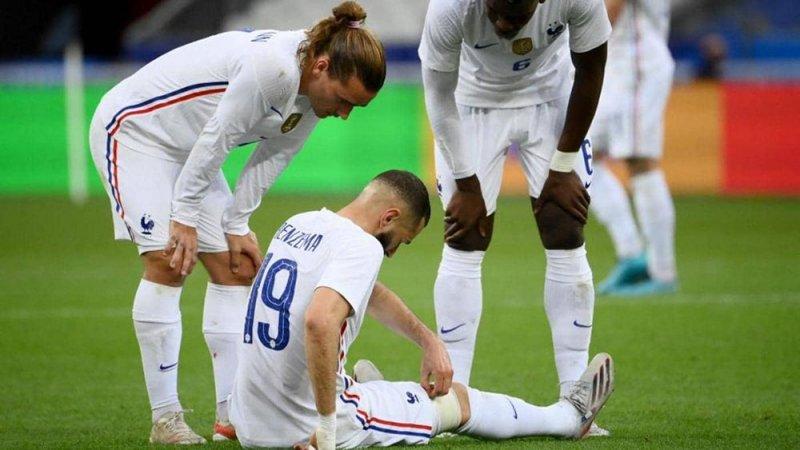 فرنسا تحسم الجدل حول مشاركة بنزيما أمام ألمانيا