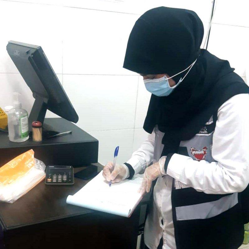وزارة الصحة: مخالفة 57 مطعمًا ومقهى