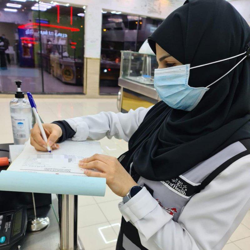 بالصور: وزارة الصحة: حملات تفتيشية شملت 174 مطعمًا ومقهى ومخالفة 52 منها