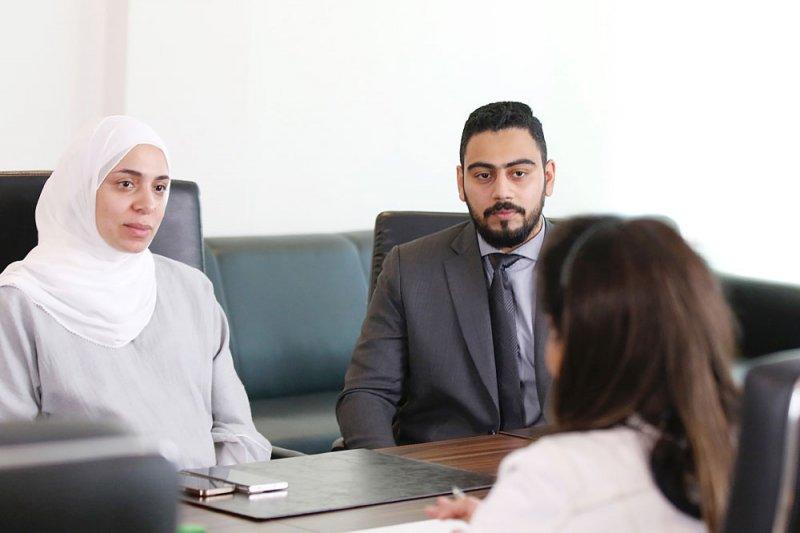"""محمد هلال وزوجته معصومة: """"ام سكوير سرايا"""" أولى خطواتنا بمجال التطوير العقاري"""