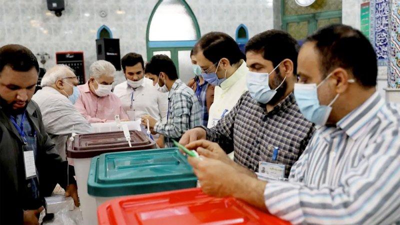 واشنطن: نأسف لحرمان الإيرانيين من عملية انتخابية حرة ونزيهة