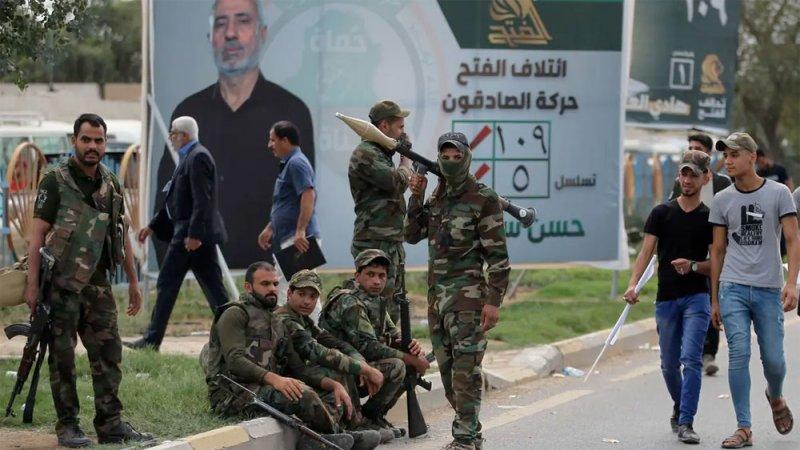 فصيل عراقي مسلح: الغلبة لخامنئي عند تعارض بغداد وطهران
