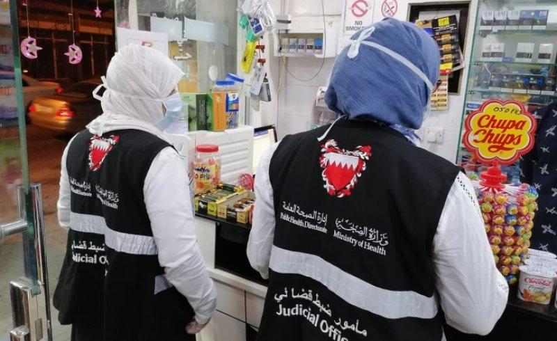 وزارة الصحة: حملات تفتيشية شملت 164 مطعمًا ومقهى ومخالفة 36 منها