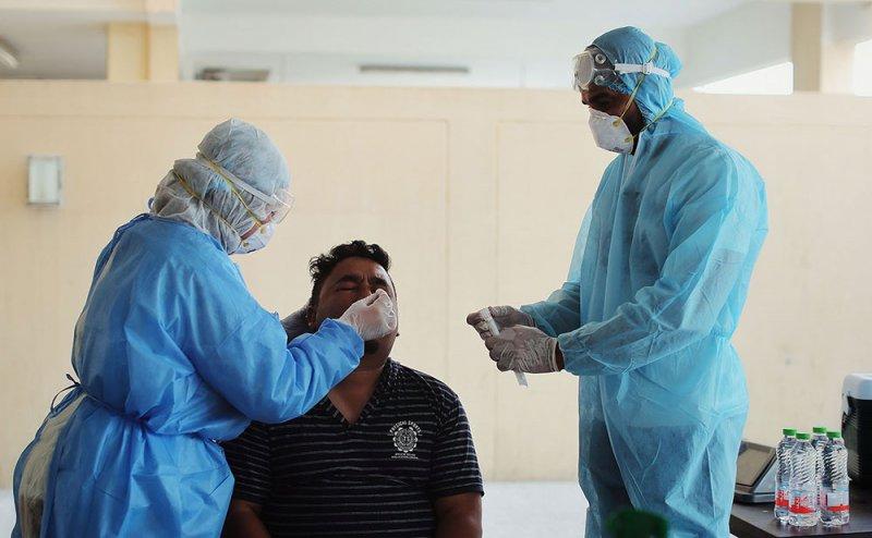 الصحة: لا وفيات .. وتسجيل 86 اصابات بفيروس كورونا