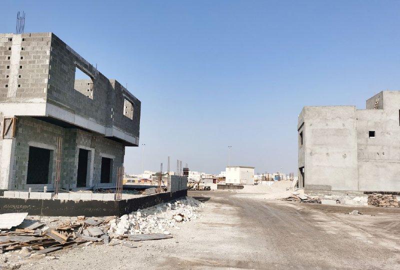 مجمع 715 بسلماباد... بلا مجارٍ أو شوارع