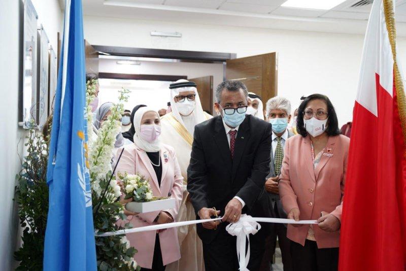 الصالح: افتتاح مكتب منظمة الصحة العالمية في مملكة البحرين يُعد إضافة نوعية للقطاع الصحي بالمملكة