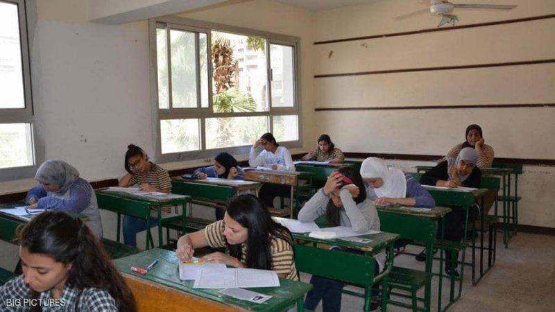 """الثانوية العامة.. """"بعبع"""" يطارد الطلاب في مصر"""